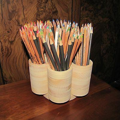 Studio Colored Holder Pencils, Handmade