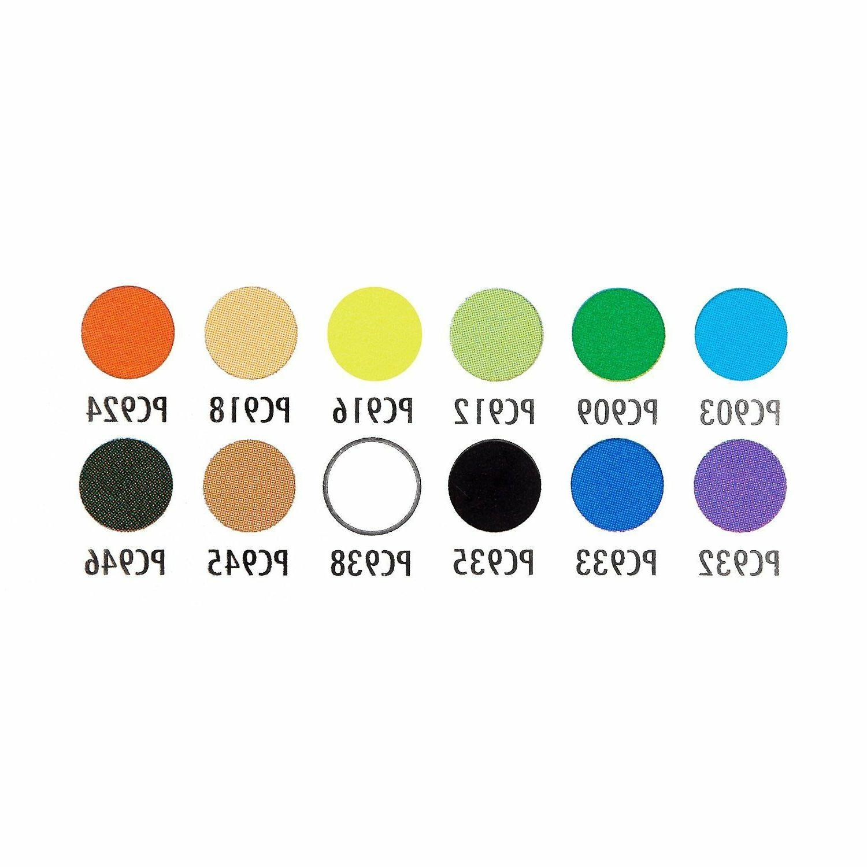 Thick Core Colored