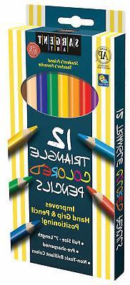 triangle pencils