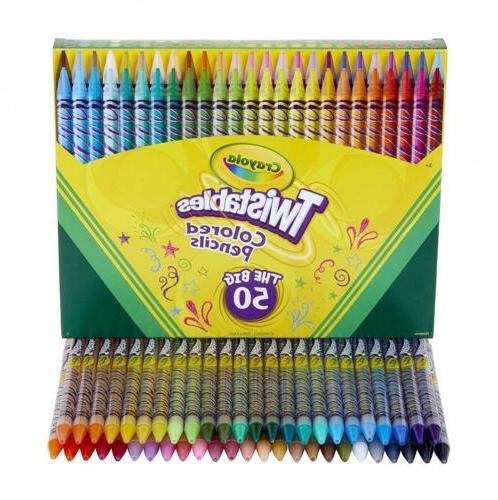 Crayola 50Count,