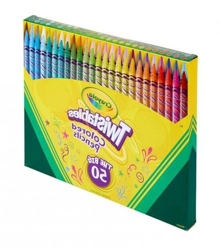 Crayola 50Count, Gift Toy