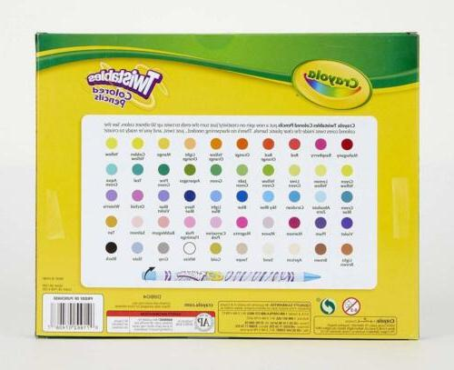 Crayola Colored 50 Count, Toy -
