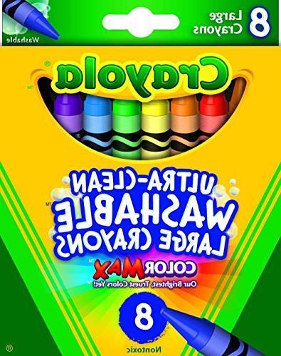 washable crayons