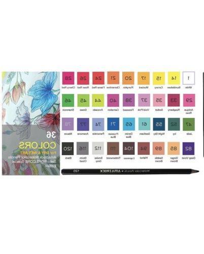 Amazrock Watercolor Pencils - Core Water |