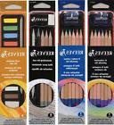watercolour colouring pencils soft pastels sketching art