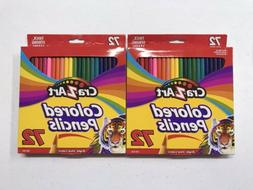 Colored Pencils Cra-Z-Art 72 Count NEW! Free Shipping!!