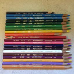 Lot/Sanford Prismacolor Professional Quality Colored Pencils