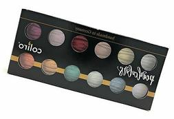 Finetec M1200 Mica Pigment Rich Pearl Watercolor Paint - Set