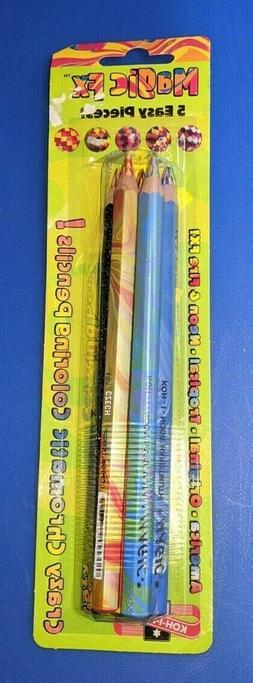 Koh-I-Noor Magic FX Pencil pack of 5