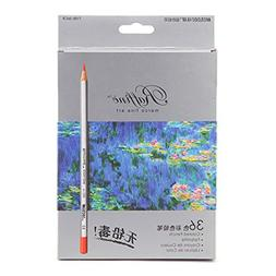 zhengdu Professional Marco Coloured Pencils 36 Colors Art Co