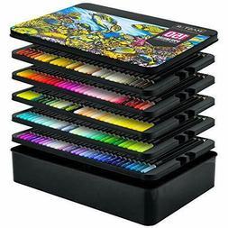 Master 150 Colored Pencil Mega Set, Soft Core Premium Artist