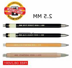 MECHANICAL PENCIL CLUTCH LEADHOLDER 2.5 MM KOH-I-NOOR METAL