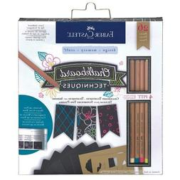 Faber-Castell Design Memory Craft PITT Pastel Pencil Chalkbo