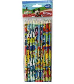 10 Pack Mickey Mouse Colored Pencils - Mickey Colored Pencil