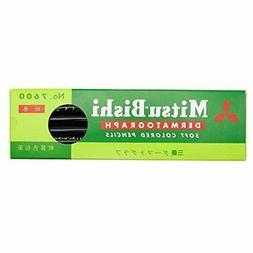 Mitsubishi Pencil Colored Pencil Dermatograph No.7600 K7600.