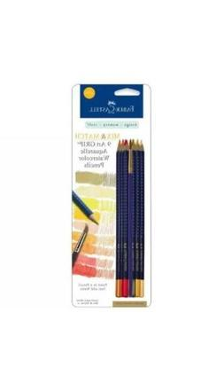 Faber-Castell Mix And Match 9 Pack Art Grip Water Color Penc