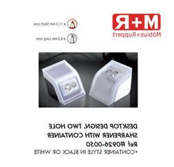 Mobius & Ruppert  0926-50 Container sharpener, lead/color pe