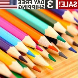New 12PCS Colored Pencil Sets Metallic,Watercolor, Neon & Ba
