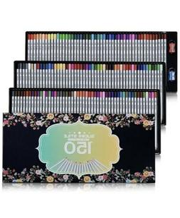 New High Quality Sudee Stile Colored Pencils 150 Colors W/ c