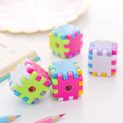 New Kawaii Plastic Magic Cube <font><b>Color</b></font> <fon