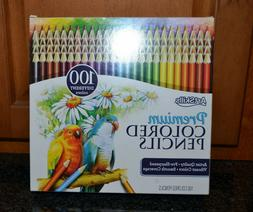 NEW ArtSkills Premium Artist Quality Colored Pencils 100 Dif