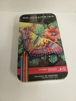 New sealed Prismacolor Premier Colored Pencils - 24 PK soft