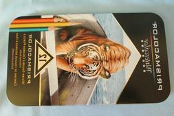 NEW - Prismacolor Water Soluble Watercolor Pencils 12 Set Co