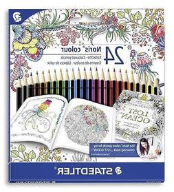 Staedtler Noris Colour Johanna Basford Coloured Pencil Pack