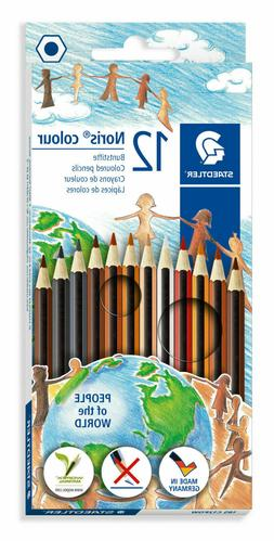 Staedtler Noris Colour Pencils 185 C12POW Assorted Coloured