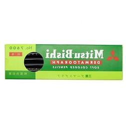 Mitsubishi Dermatograph Pencil Colored pencil Oily K7600.24