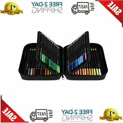 Orionstar Colored Pencils Set of 72 Colors with Zipper Case