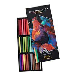 P 273 36-COLOR NUPASTEL SET Prismacolor Art Stick Set-36