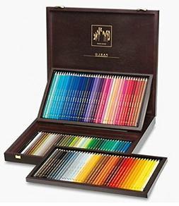 Caran d'Ache Pablo Colored Pencil Set Of 120 Wooden