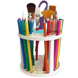Paint Brush Holder - Cool Art Supply Holder for Kids Creativ