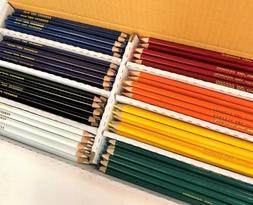 144Ct Sargent Colored Pencil Best Buy Assortment 8 Colors 18