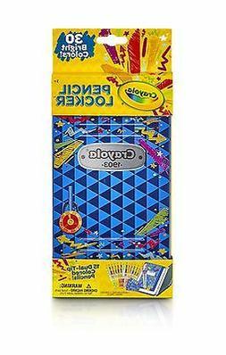 Crayola Colored Pencil Locker