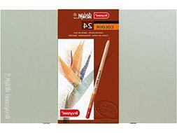Royal Talens Bruynzeel Design Colored Pencil Box Set, 3.7mm
