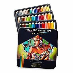 72 Count Premium Pencil Color Soft Core Smooth Art Drawing C
