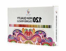 pencils 120 unique perfect coloring