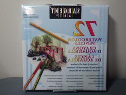 Sargent Art Colored Pencils 72 Colors 227272