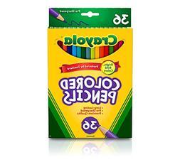 Colored Pencils box of 36