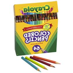 Pencils Colord 64Ct