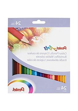 Crayola Pencils Color, 24-count