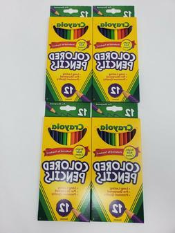Crayola Colored Pencils 7 In. Extra Long