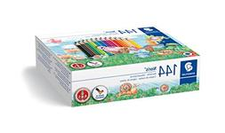 Staedtler Colored Pencils, Class Pack, 12-Each of 12 Colors
