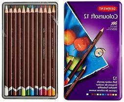 Derwent Colored Pencils, ColourSoft Pencils, Drawing, Art, M