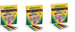 Crayola Colored Pencils NDtlcV, 3Pack