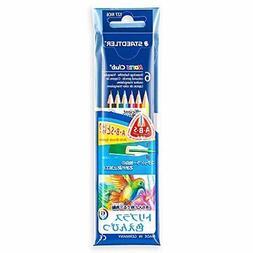 Staedtler pencils Norris Club 6 colors 127 NC6