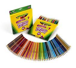 Crayola Box of 50 Colored Pencils