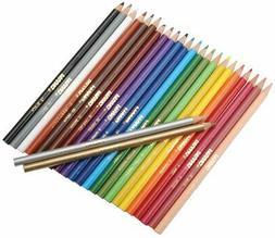 Prang Colored Pencils 24/Pkg-